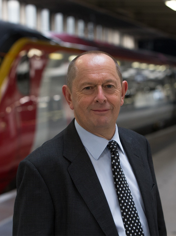 Anthony Smith Chief executive Transport Focus